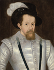 King James I & VI by  English School Early Seventeenth Century