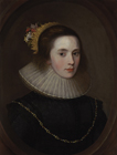 Lady Aston of Forfar by  English School Early Seventeenth Century