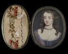 Elizabeth, Duchess of Montagu when Countess of Northumberland by Mrs Susan Penelope Rosse