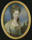 Elizabeth Moffat, Lady Mills by William  Grimaldi