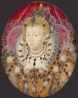 Queen Elizabeth I by Nicholas Hilliard