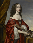 Mary, the Princess Royal by Studio of Gerrit van Honthorst