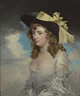 Portrait of a Lady by John Hoppner RA