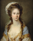 A Lady by Angelica Kauffmann RA