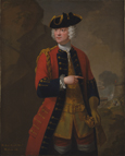 Portrait of the Rt. Hon. Richard, third Viscount Molesworth by Anthony  Lee