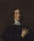 Portrait of a Gentleman, painted late 1640s by Sir Peter Lely