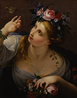 An Allegory of Spring by Sebastioano Mazzolino