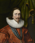 Portrait of Charles I by Studio of Daniel Mytens