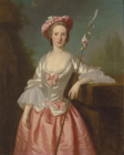 A Lady as a Sherpherdess by Allan Ramsay