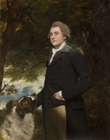 Sir John Honywood by Sir Joshua Reynolds PRA