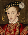 King Edward VI by Circle of Guillim Scrots