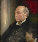 Henry James by Annie Louise Swynnerton