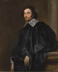 Abbe Cesare Alessandro Scaglia by Sir Anthony Van Dyck