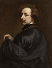Self-Portrait by Sir Anthony Van Dyck