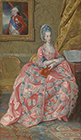 Archduchess Maria Amalia of Austria, Duchess of Parma by Johan Zoffany RA