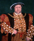 King Henry VIII by Hans Holbein, Circle of