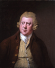 Sir Richard Arkwright by Joseph Wright of Derby ARA