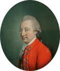 General Cornwallis by Hugh Douglas Hamilton