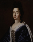Queen Mary of Modena by Studio of Sir Godfrey Kneller Bt