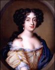 The Duchess de Mazarin by Jacob Ferdinand Voet
