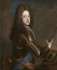 Prince James Francis Edward Stuart by Studio of Francois De Troy
