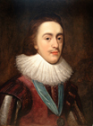 King Charles I by After Daniel Mytens