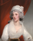 Mrs Calverley Bewicke by Sir Thomas Lawrence PRA