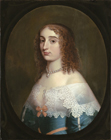 Elizabeth Princess Palatine by Gerrit van Honthorst, studio of