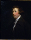 Edmund Burke by Sir Joshua Reynolds PRA, Follower of