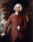 Philip Ditcher by Thomas Gainsborough RA