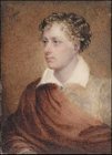 Lord Byron by James Holmes