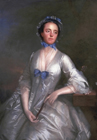 A lady by Allan Ramsay