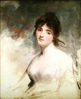 Lady William Russell by John Hoppner RA