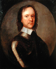 Oliver Cromwell, c.1650 by Circle of Robert Walker