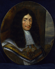 King Charles II by Pieter  Nason, Circle of