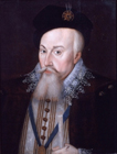 Robert Dudley, Earl of Leicester by Sir William Segar, Studio of