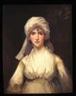 A lady in a turban by John Hoppner RA