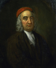 Jonathan Swift by Francis Bindon