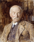 Thomas Hardy by Reginald Granville Eves