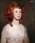 Young woman by Philip Reinagle