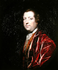 Charles Townshend by Sir Joshua Reynolds PRA