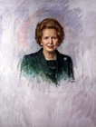Margaret Thatcher PM by Michael Noakes