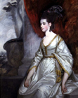 Mrs Robert Mayne by Sir Joshua Reynolds PRA