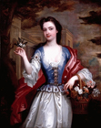 Catherine Shorter Lady Walpole by Charles Jervas