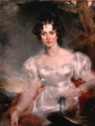 Lady Charles Cavindish Bentinck by Sir Thomas Lawrence PRA