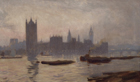 The Palace of Westminster by Frederick S. Beaumont