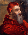 Pope Clement VII by Sebastiano Luciano called del Piombo, Studio of