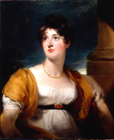 Lady Lethbridge by Sir Thomas Lawrence PRA