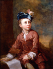 Young boy by Bartholomew Dandridge