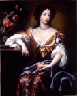 Queen Mary of Modena by Simon Verelst